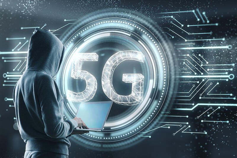 Data Security is a concern with 5G speeds