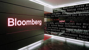 Bloomberg says ESG is important, so there.