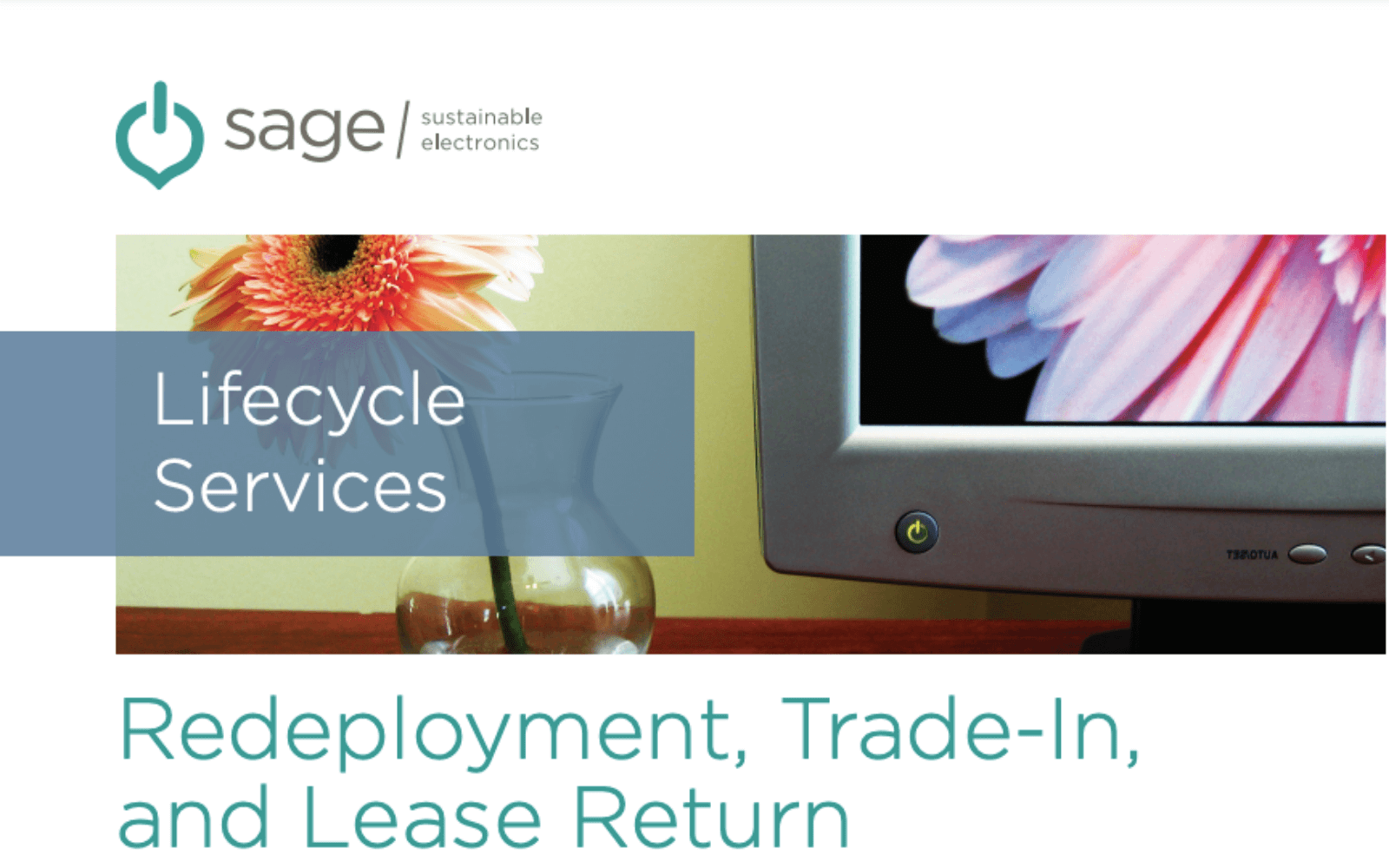 redeployment _ sage sustainable electronics