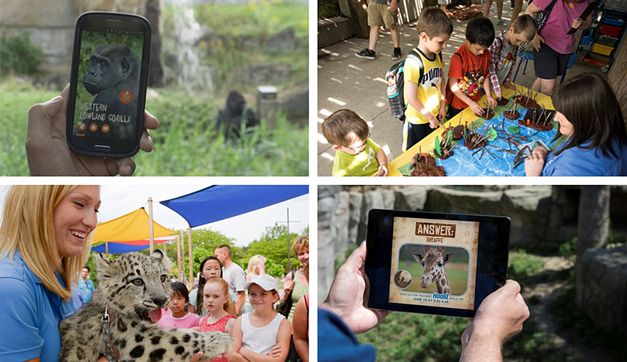 Sage Sustainable Electronics' GoodTogether Program Is Proud To Help the Columbus Zoo Create A Highly Interactive Educational Experience For All Guests