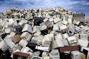 e-waste sucks, but you can help end it