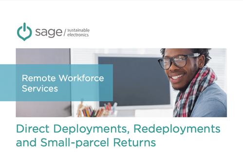 remote workforce solutions_Sage Sustainable Electronics