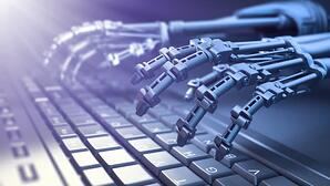 Robots can help make ITAM sustainable