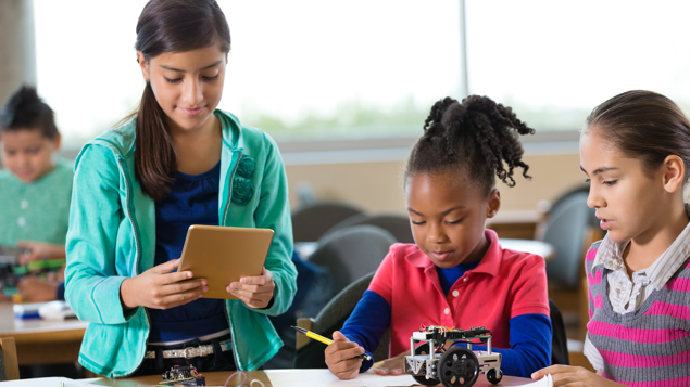 role models are the secret to diversity in STEM