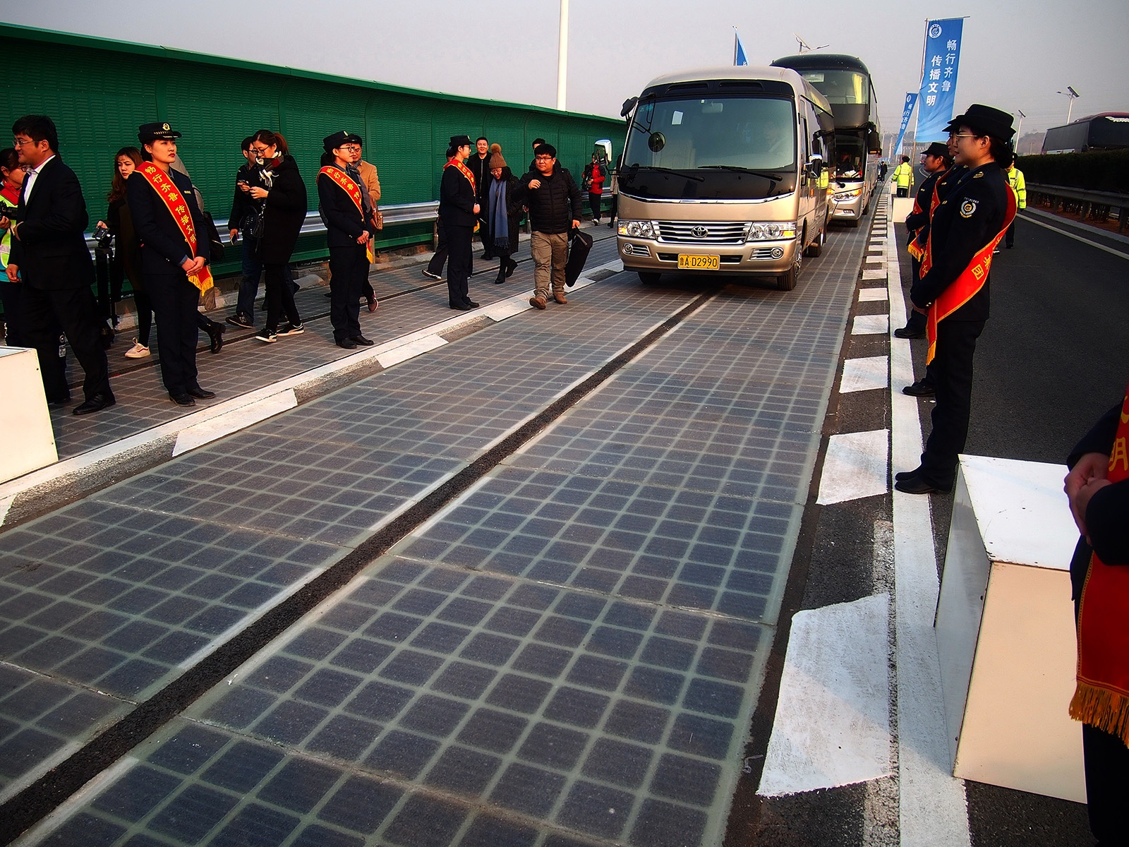 Solar Roadways could pave a sustaianble future