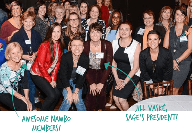 NAWBO Columbus and Sage